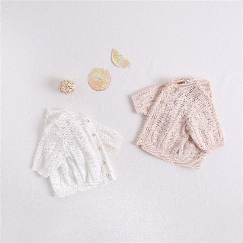 Coat Baby Outwear Newborn-Baby Infant Jackets Toddler Boy/girls Summer Cotton for Children/Tops/0-24m