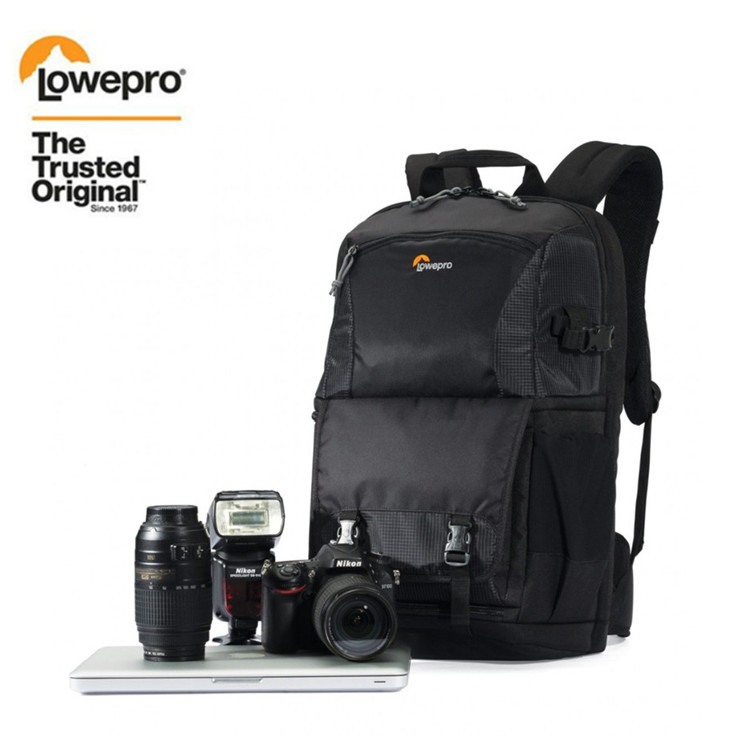 NEW Genuine Lowepro Fastpack BP 250 II AW dslr multifunction day pack 2 design 250AW digital slr rucksack New camera backpack-in Camera/Video Bags from Consumer Electronics    1