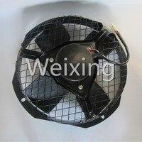 Automotivo ar condicionado condensador de refrigeração do radiador elétrico ventilador 24 v para toyota coaster