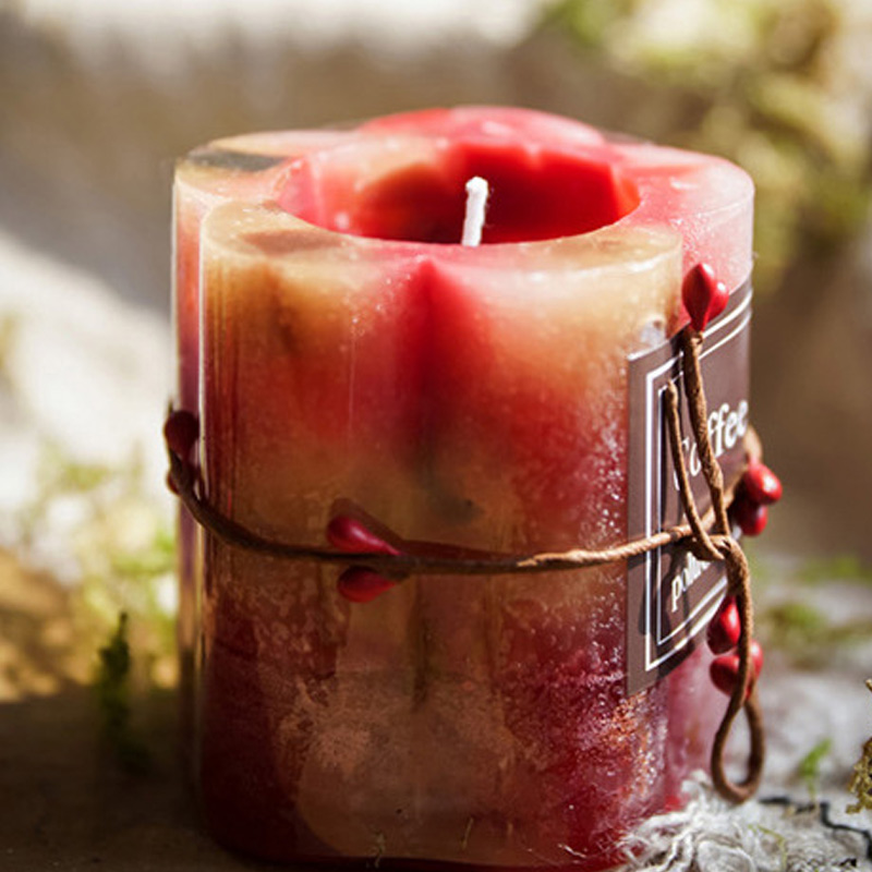 Nature Friendly Smokeless 100% Natural Soy Wax Candle 27