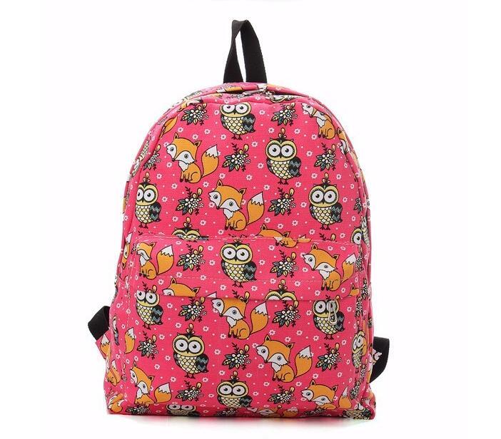 Gepäck & Taschen Qixinghu Neue Weibliche Schule Tasche Frische Cartoon Gedruckt Schul Mädchen Bookbag Nahen Student Grundschule Rucksack Kind Rucksack
