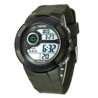 2017 China Cheap Watch Brand Men LED Digital Watch Military Watches Sport Watches Fashion Outdoor Wristwatch