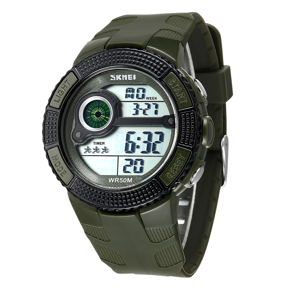 2017 China Cheap Watch Brand Men LED Digital Watch Military Watches Sport Watches Fashion Outdoor Wristwatch Reloj Hombre Clock