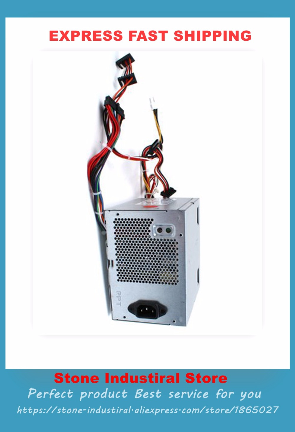 Working Desktop For L255EM-01 K340R 9RD1W D255P-0 250W Power S upply tested working good r2w 6500p r 500w power tested working good