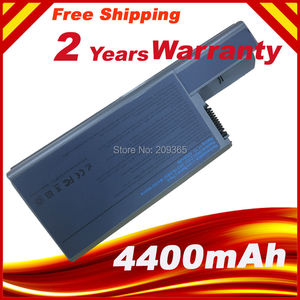 Laptop Battery For Dell Latitude D531 D531N D820 D830 Precision M65 Precision M4300 Mobile Workstation YD626
