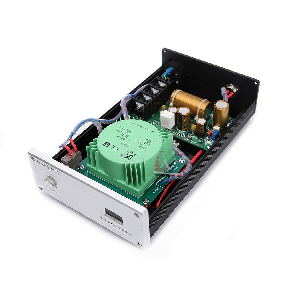 LPS-35 MKI 35VA Linear Power supply DC5V/9V/12V/15V/19V/24V LPS 35W with display