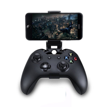 Mobile Phone Clip For Xbox One S/Slim Controller Mount HandGrip Stand Holder For Xbox One Gamepad For Samsung S9 S8