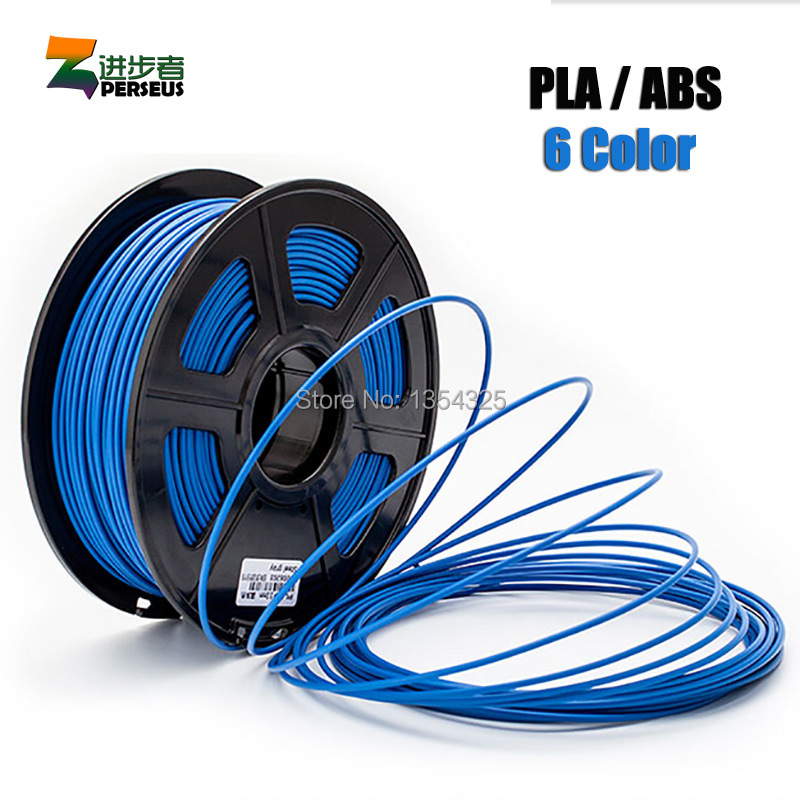 PERSEUS FILAMENT FOR 3D PRINTER FILAMENT PLA ABS 1.75MM 3MM PLASTIC RUBBER CONSUMABLES MATERIAL GRADE A+