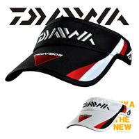 DAIWA 15 New Year Dawa Professional Sports Fishing Fishing Cap Empty Top Hat Outdoor Sunscreen Breathable