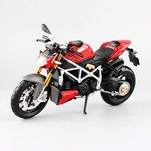 1:12 scale ducati Childrens mod streetfighter S metal Replica die cast Streetbike model motor bike mini race car motorcycle toy
