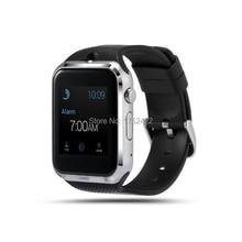 Smart watch GD19 verbunden Android wear metall touchscreen handy handgelenk uhren uhr Bluetooth kamera wasserdichte smartwatch