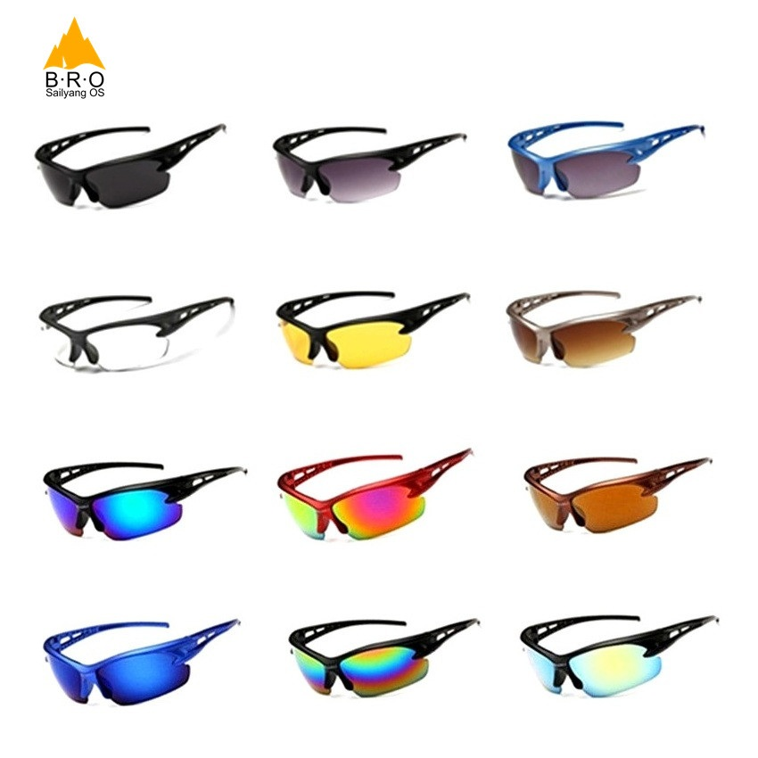 Brosailyang os UV400 Men Women Cycling Glasses for Bicycles Sports Eyewear MTB