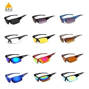 Uv400 esporte óculos de sol das mulheres dos homens ciclismo óculos para bicicletas esportes óculos mtb correndo bicicleta óculos de ciclismo 1