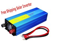 PROMOTION!!!!2000W/4000W pure sine wave PSW power inverter (1000 watt, 12v/220v, fast shipping, fast delivery)