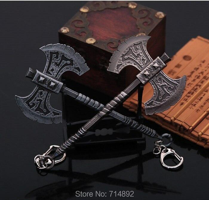 DOTA 2 items cosplay pendants Dota heroes Mogul weapon