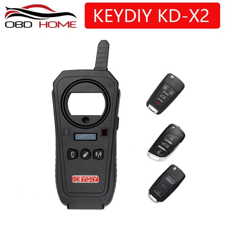 OBD2 keydiy Key Programmer tool KD X2 kd X2 Remote Maker Unlocker with Free ID48 96bit