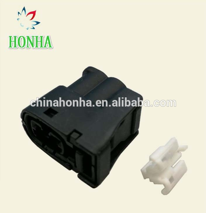 <font><b>20</b></font>/50/100 pcs 2 <font><b>Pin</b></font> female connector for <font><b>Toyota</b></font> 90980-11246 Style Injector Ignition Coil Kit automotive connectors 7283-8226-30 image
