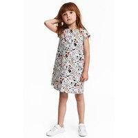 곰 리더 여자 2018 브랜드 공주 드레스 아이 옷 유럽과 미국의 디자인 여자 옷 2-6Y 파티 드레