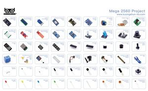 Image 5 - Mega 2560 Project EL KIT 008 Arduino The Most Complete Ultimate Starter Kit w/TUTORIAL for Arduino UNO Kit