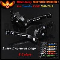 Laser Logo FZ6R Full Black For Yamaha FZ6R FZ6 R 2010 2011 2012 2013 2014 2009