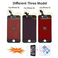 AAA Quality LCD Touch Screen For IPhone 5G 5S 5C 5SE Factory Price Sale LCD Digitizer