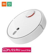 Робот пылесос Xiaomi Mi с 2 твердыми полами, автоматический пылесос, Wi Fi, дистанционное управление через приложение