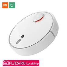 Xiaomi Mi Robot Vacuum Cleaner 2 Hard Floors Carpet Automatic Sweeping Smart Planned WIFI Mijia APP Remote Control Dust Cleaner