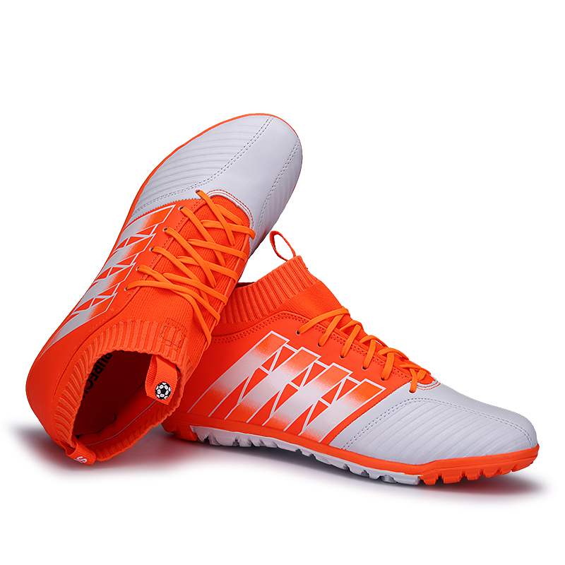 High Top 2016 New Soccer Cleats Men s Sneakers Designer Football Cleats  Sport Superfly Football Boots Indoor Soccer Shoes Orange-in Soccer Shoes  from Sports ... 0659035fb8