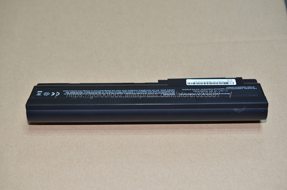 Baterias de Laptop 4400 mah bateria para hp Modelo Número : FOR HP Mini 5101 5102 5103 Bateria