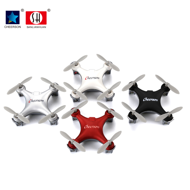 CHEERSON CX-10SE CX10SE RC Helicopter 2.4G 4CH 6 Axis Mini Drone with LED Lights RC Quadcopter for Gift Toys