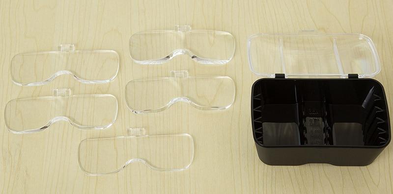 LED Head Light Magnifier (2)