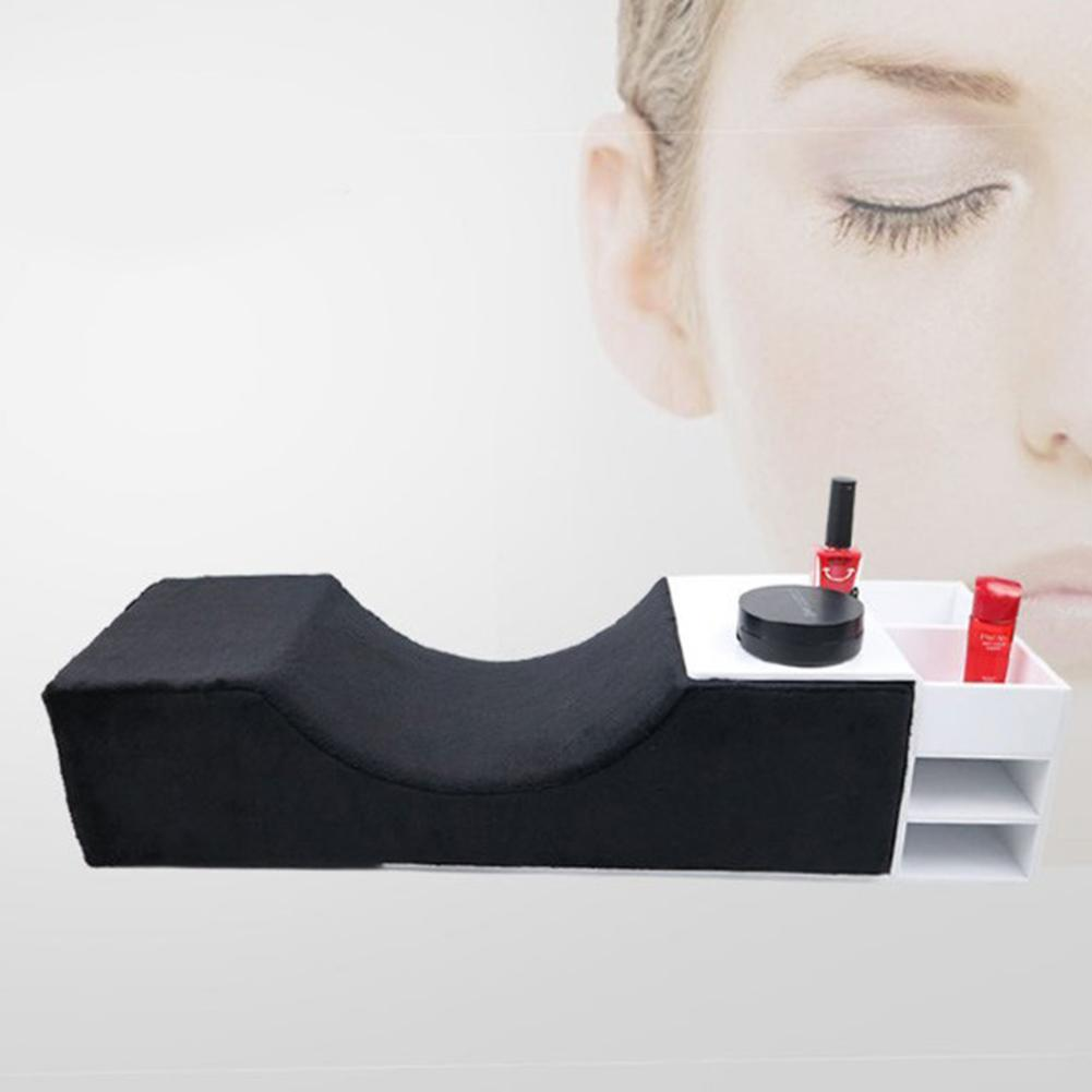 Professional Waterproof Grafted Eyelash Extension Pillow Cushion for Salon Home Brand New
