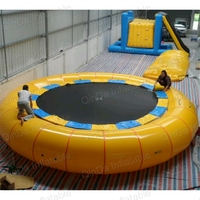 Giant Inflatable amusement park rides /inflatable aqua park/ Inflatable Water Trampoline
