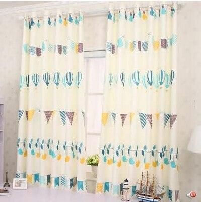 globo para nios cortinas de la ventana para el beb habitacin cortina de la historieta