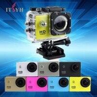 ITSYH Ultra HD 4K Daily Camera Waterproof 2 0 Screen Sports DV Digital Camera HD 1080P