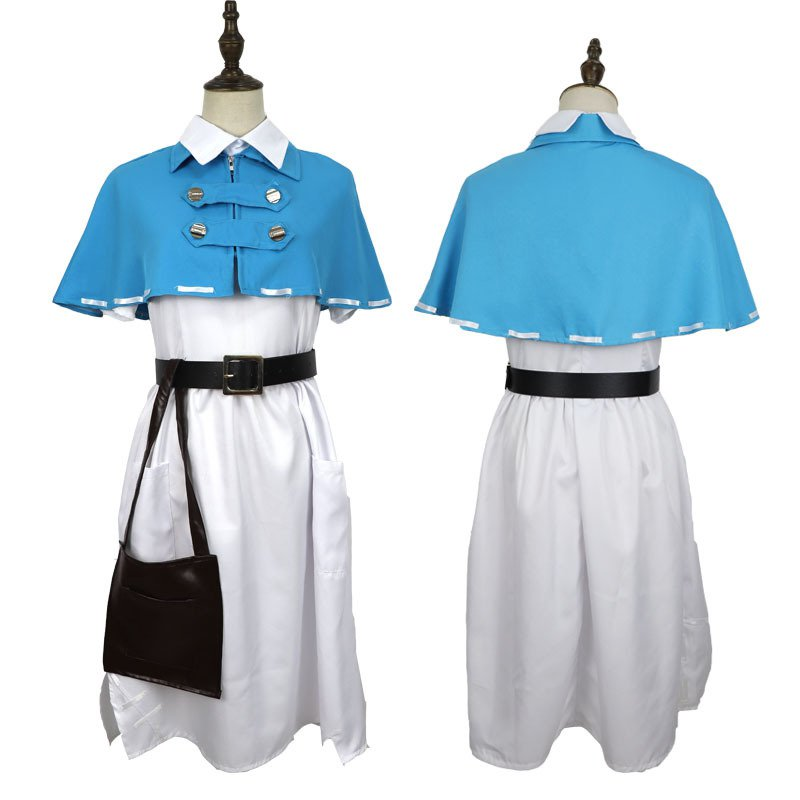 Identity V Doctor Nurse Emily Dale Fifth Personality Cosplay Costumes Women Dress Halloween Costumes For Women