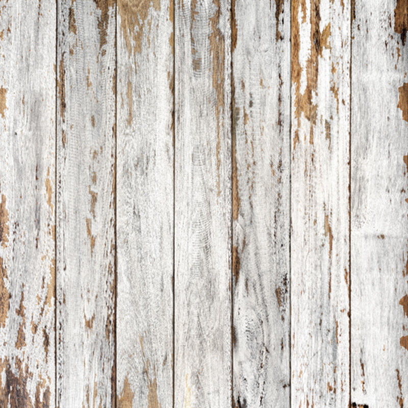 Vintage Wood Photography Backdrop Distressed White Planks Floordrop Digital Printed Vinyl Studio Photo Background D 7614 In From Consumer