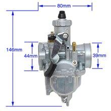 Carb 125cc VM22 Zinc-Alloy-Replacement Mikuni Quad 140cc for 26mm Dirt-Pit ATV