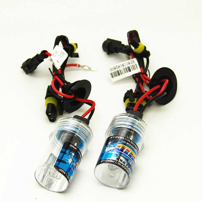 1 Pair  Xenon H7 H11 9005 9006 HB3 HB4  880 881 D2S Auto Hid Lamp 6000k 8000k 10000k