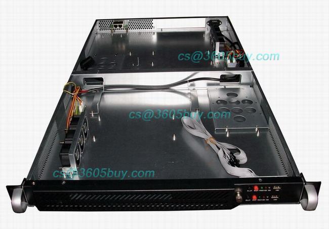 все цены на 1U server chassis package dual motherboard chassis онлайн