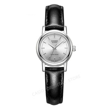 CASIO Watch Simple Top Luxury Brand Quartz LTP-1095E-7A Women fashion Casual Leather Wristwatch Clock Gift Clock Table