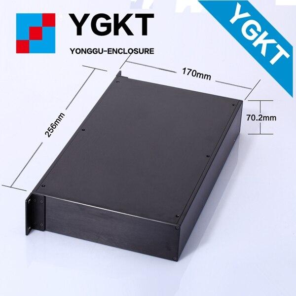 ФОТО 256*70.2-N mm (W-H-L)extruded aluminum case for pcb board/factory price aluminum housing/enclosure/shell/aluminum pcb enclosure