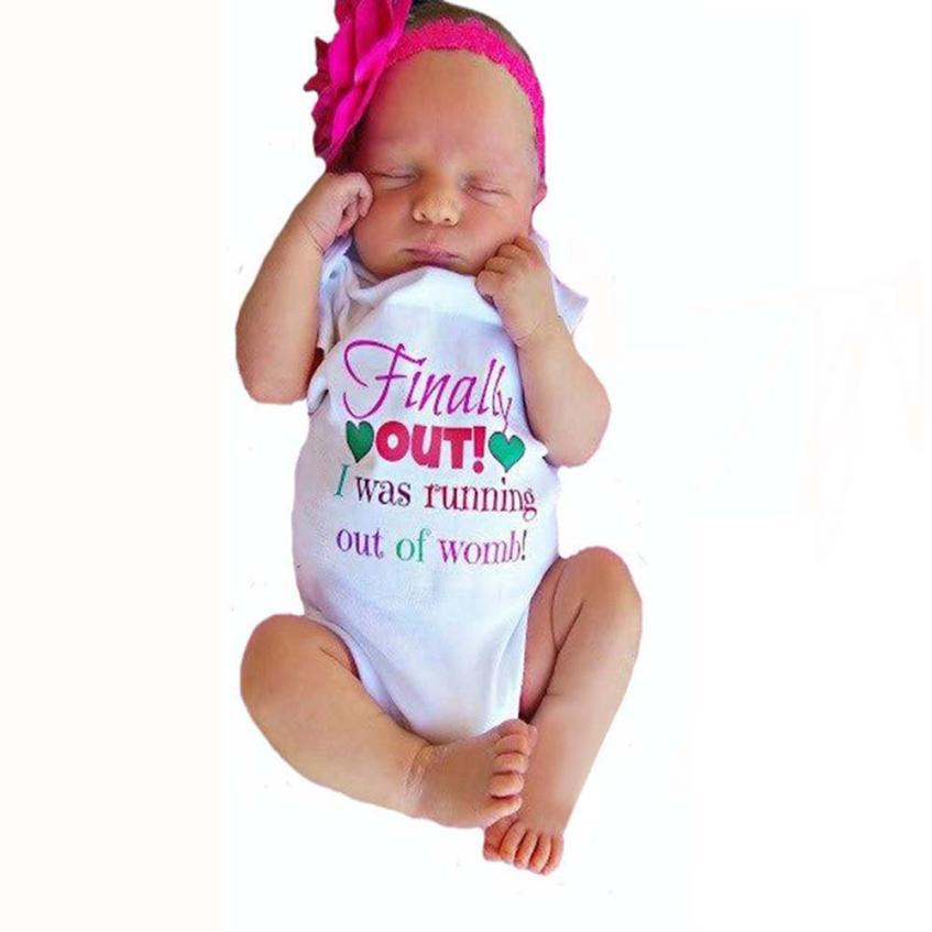 31c8468e90431 2017 best deal Occident Cute Alphabet baby girl bodysuits cheap baby boy  clothes 0 3years old roupas para bebe menino Krystal-in Clothing Sets from  ...