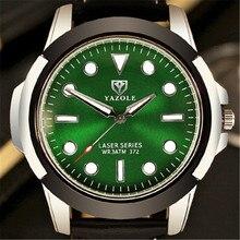YAZOLE Montre-Bracelet Hommes 2017 Top Marque De Luxe Célèbre Montre-Bracelet Homme Horloge Hodinky Quartz-montre Relogio Masculino sport montre