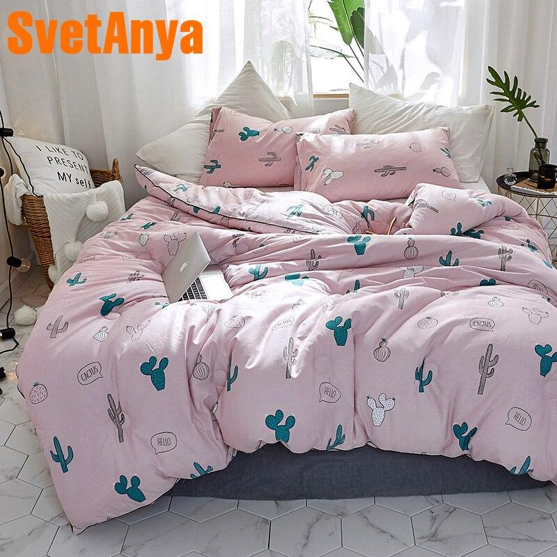 Svetanya Kaktus Starke Quilt Rosa Bettwäsche Wirft Decke 150200 Cm