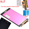 "6.44"" XL39H LCD For Sony Xperia Z Ultra XL39h C6802 C6806 C6843 LCD Display Touch Screen With Digitizer Assembly & Adhesive"