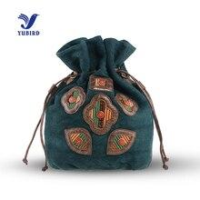 Yubird Брендовые женские рюкзак старинные рюкзак на шнурке Женские повседневные льняные Ткани Отдых Путешествия школьную сумку для девочек 2017