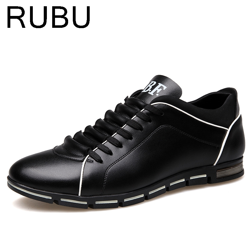 New 2017 Luxury Brand Men Shoes England Trend Casual Leisure Shoes Leather Breathable For Male Footear Loafers Men's Flats /03 fgn men s new 2017 casual summer breathable male wear resistant mesh shoes comfort trend of male flats shoes