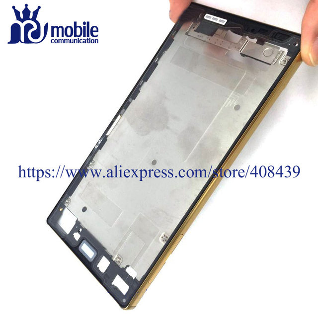 Online Shop New Z5 Premium Front Middle Frame for Sony Xperia Z5 ...