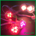 Artnet DMX controle 25mm/38mm pixel dmx led light bulb